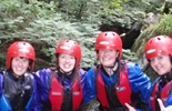 Hen Do Gorge Walking