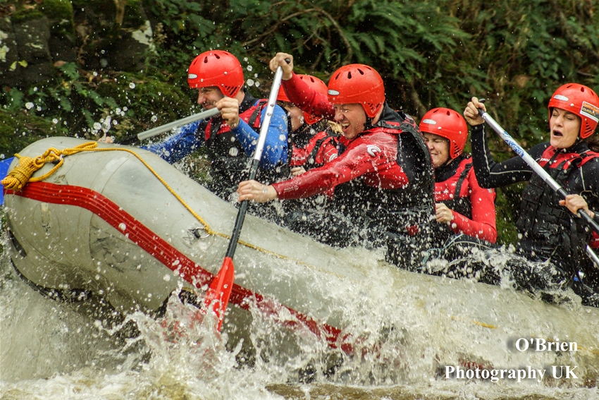 Whitewater Rafting Special Offers