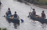 Open Canoeing River Severn