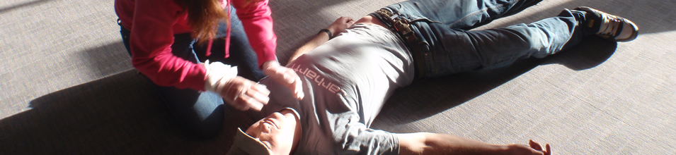 First Aid Courses - Workplace based